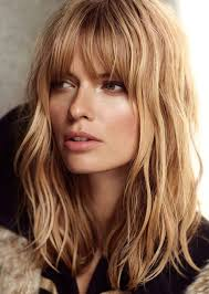 hair cuts for slightly wavy hair top 10 most glamorous wavy hairstyles for shoulder length hair