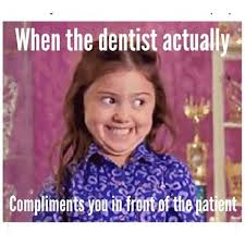 Orthodontist Meme - nice orthodontist meme dental nurse secretlifeofadentalnurse 80