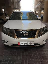 black nissan pathfinder 2014 nissan pathfinder 2014 model negotiable qatar living