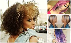 2017 bold hair color ideas for black u0026 african american women