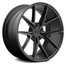 white lexus black rims niche misano wheels matte black rims