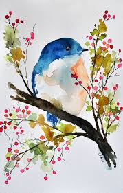 19 creative watercolor painting ideas 5