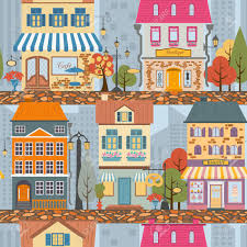 seamless pattern creator great city map creator seamless pattern map houses infrastructure