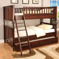 Futon Bunk Bed Wood Wood Bunk Bed With Futon Roselawnlutheran