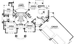 grand staircase floor plans 15 best dual staircase house plans house plans 40058