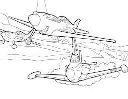 ripslinger surpass dusty race disney planes coloring