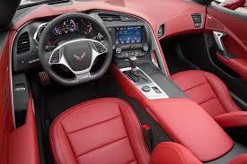 white corvette interior official chevrolet introduces the 2016 corvette stingray and z06