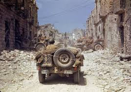 ww2 jeep 27 rare color photographs from world war ii vintage everyday