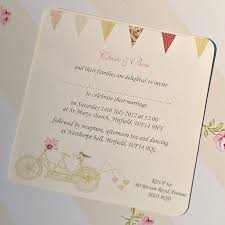 wedding invite ideas made for two wedding invitation cards by beautiful day