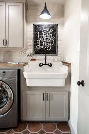 Laundry Room With Sink Joanna Gaines Just Shared Photos Of The One Room At Farmhouse