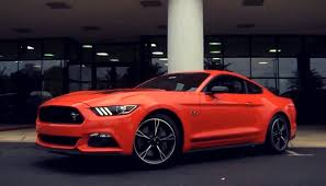 Cost Of 2016 Ford Gt 2016 Ford Mustang Gt California Special Package Walkaround Youtube