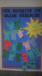 end of year bulletin board great decoration idea for the 100th