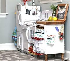 play kitchen ideas white vintage play kitchen white vintage kitchen pretend play