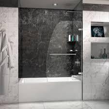 Kohler Bathtub Shower Doors Bathroom Impressive Kohler Bathtub Glass Doors Photo Kohler