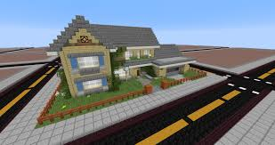 two story houses minecraft two story house tutorial