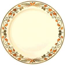 thanksgiving premium tableware decorations tableware