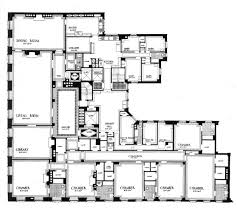 floor plan for one of those tiny manhattan apartments you hear