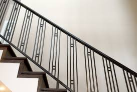 Contemporary Banisters And Handrails Chicago Custom Railings Chicago Railings
