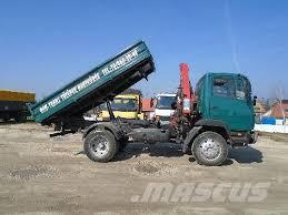 mercedes trucks for sale in usa used mercedes 1117 ak 4x4 crane trucks year 1996 price