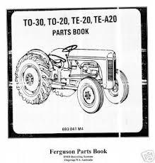 ferguson tractors manuals to download