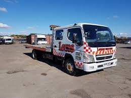 Recovery Truck Mitsubishi Fuso 7c18 In Richmond North Yorkshire