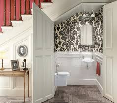 small bathroom wallpaper ideas bathroom astonishing wallpaper ideas for small bathrooms