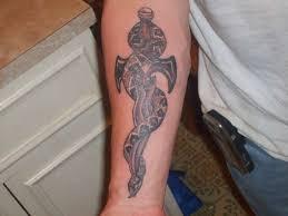 Snake Forearm - and dagger