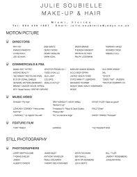 hair stylist resume resume template 2017