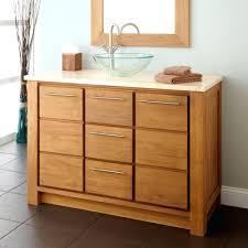 All Wood Bathroom Vanities Fresca Bellezza Natural Wood Bathroom Vanity Best Bathroom