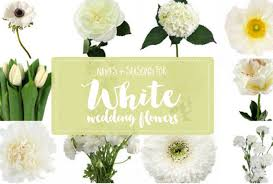 Wedding Flowers Guide Wedding Flowers By Colour Archives Confetti Daydreams Wedding Blog