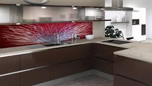 kitchen with glass backsplash modern kitchen glass backsplash modern kitchen backsplash shoise