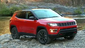 all new 2017 jeep compass trailhawk exterior design trailer