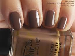 color club u2014 fondue for two professional nail lacquer swatch
