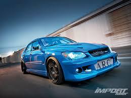 lexus is 300 with turbo lexus is300 modified magazine