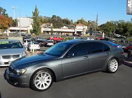 2006 bmw 750 li 2006 bmw 7 series 750li 4dr sedan in fair oaks ca direct auto