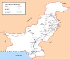 sukkur map sukkur express