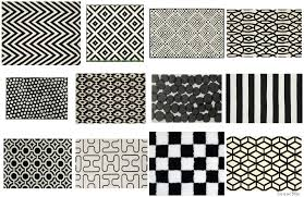 Rugs Black Where To Buy Bold Black And White Rugs