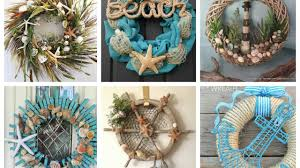 summer wreath nautical wreaths ideas summer wreaths inspo themed
