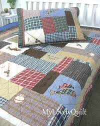 theme quilts country fishing quilts fish theme quilts http www ebay au