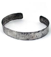 Personalized Cuff Bracelet Secret Message Custom Silver Cuff Bracelet Jewelry Bracelets
