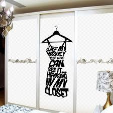 online get cheap vinyl wall stickers dressing room aliexpress com