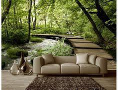 living room wallpaper interior design
