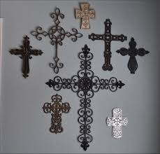 wall decor crosses i my wall of crosses my and my both a