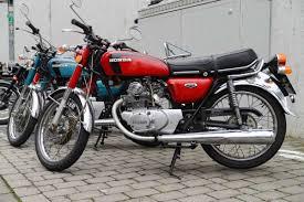honda cb 125 honda cb 125 k 1965 1976 nachfolgerin der legendären cb 92