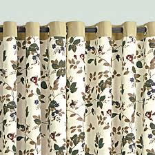 Vintage Eyelet Curtains Buy Olive Vintage Printed Curtains Eyelet Curtains Swayam