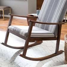 White Slat Rocking Chair by Rocking Chairs On Hayneedle U2013 Best Indoor Rocking Chair Selection