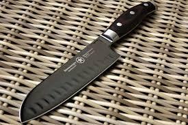 sternsteiger crafts exceptional titanium kitchen knives man of many