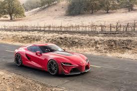 concept cars 2014 toyota ft 1 concept car gives us supra dreams at 2014 naias