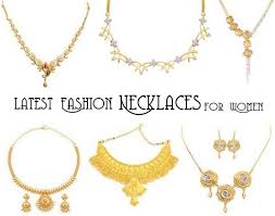 fashion necklace gold images 25 simple and latest fashion necklaces for womens styles at life jpg