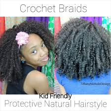 crochet braids kids crochet braids on hair kid friendly